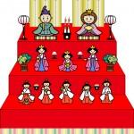 ひな祭りに欠かせない!雛人形の飾り方