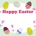 イースターエッグの生卵、ゆで卵、チョコでの作り方