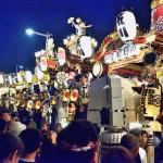 関東一の祇園・熊谷うちわ祭りの2016年の日程と見どころや混雑状況
