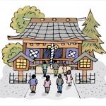 荏原神社天王祭2016年の日程や見どころは?駐車場も確認しよう