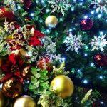 知ると面白い!クリスマスツリーのオーナメントの種類と意味、飾り方