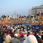 新居浜太鼓祭り2016年の日程はいつ?喧嘩があるってホント?