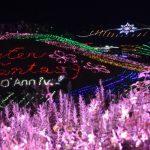 讃岐まんのう公園「ウインターファンタジー2016」日程や混雑は?