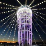 光と色のフェスティバル、江の島「湘南の宝石」