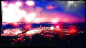 光と色のフェスティバル