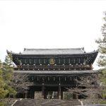 国宝や重要文化財がある京都の知恩院も紅葉の名所!見ごろ時期は?