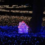 木曽三川公園センター 2016年は冬の光物語でクリスマスを