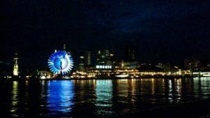 神戸ルミナリエのイルミネーション