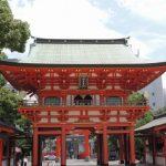 縁結びの神様・生田神社へ初詣へのアクセス方法、混雑時間は?