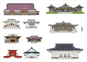 神社やお寺