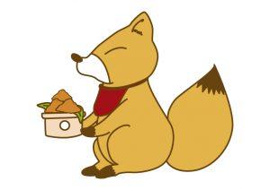 狐といなり
