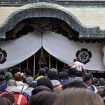 初詣のマナーや参拝の仕方、服装や注意について